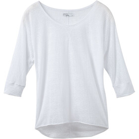 Prana Tranquil longsleeve Dames wit